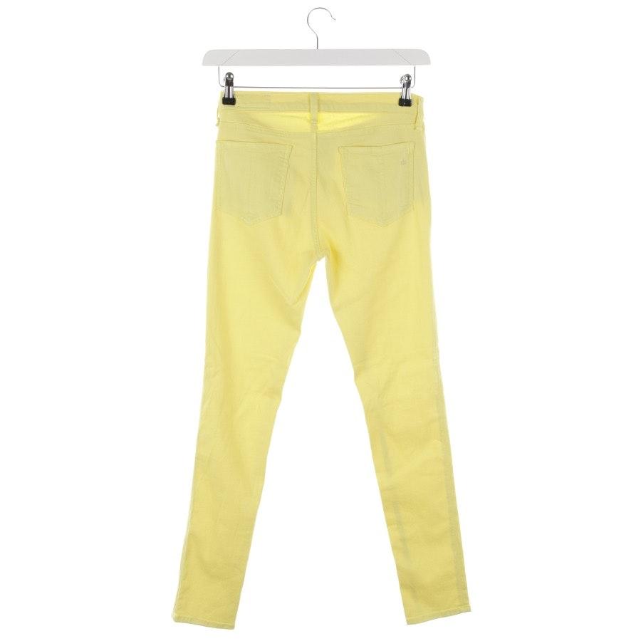 Jeans von Rag & Bone in Gelb Gr. W28 - Skinny