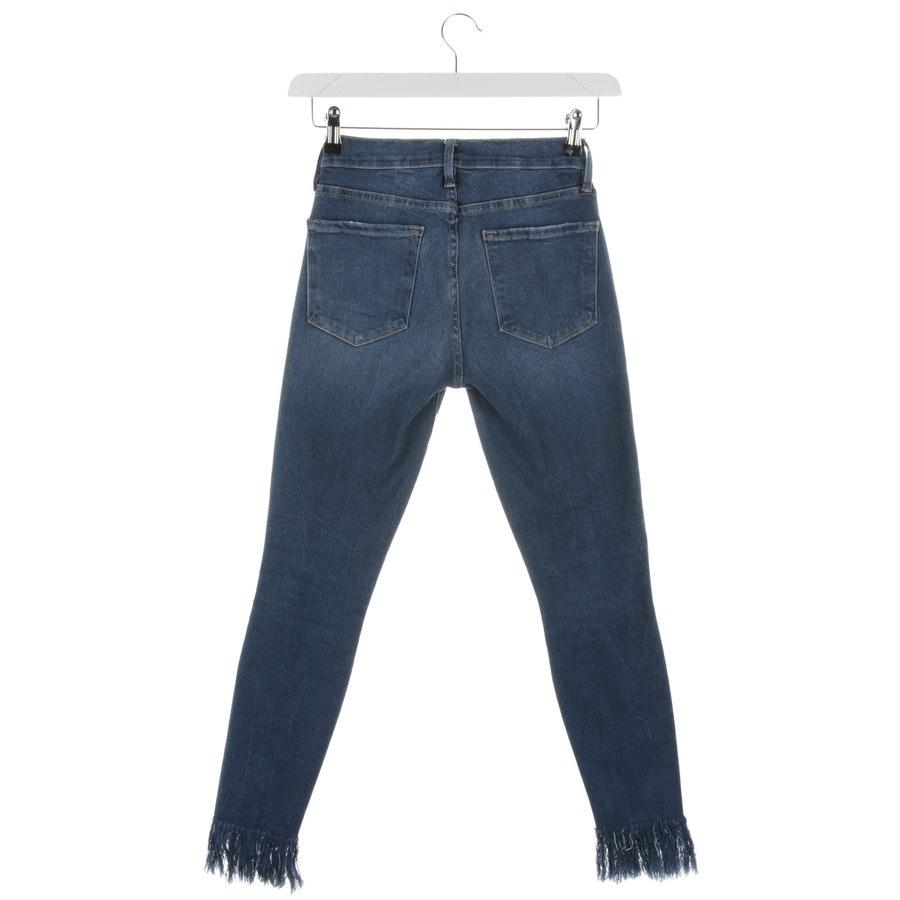jeans from Frame in dark blue size W26 - le skinny de jeanne