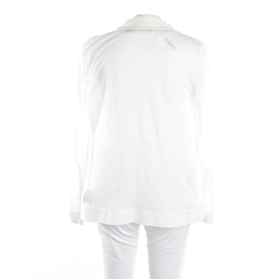 Strickjacke von Lauren Ralph Lauren in Weiß Gr. XS