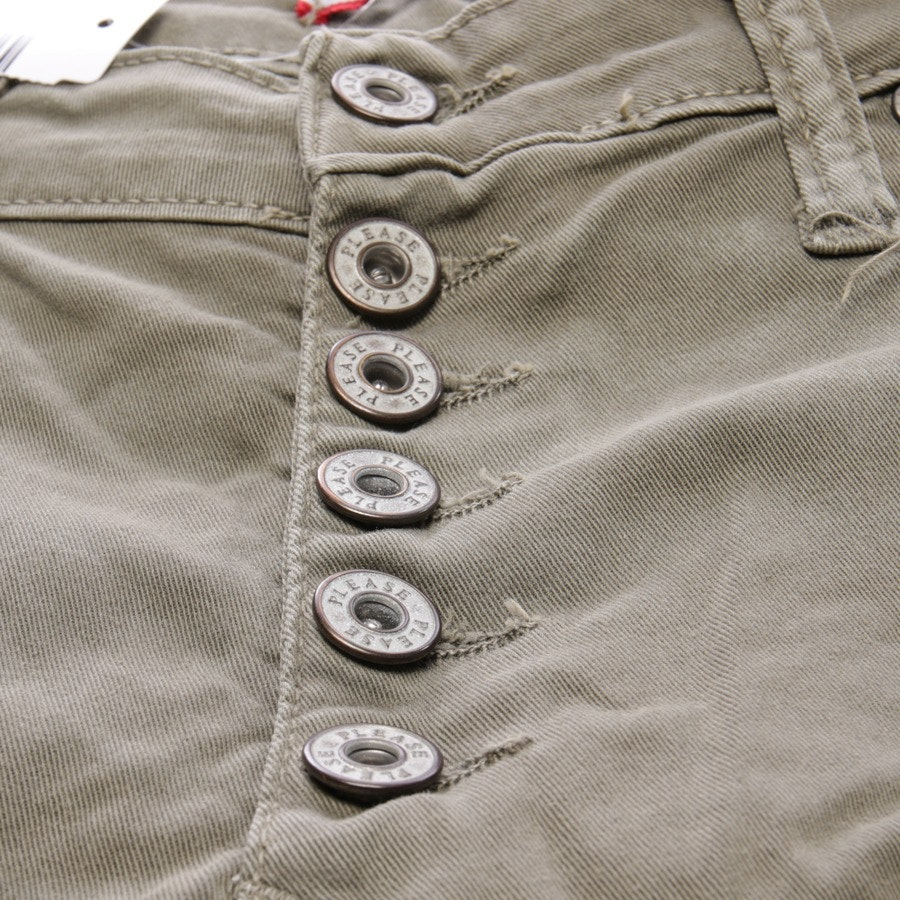 jeans from Please in khaki size L