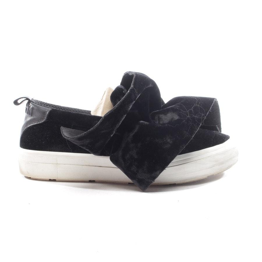 Sneaker von MSGM in Schwarz Gr. D 40