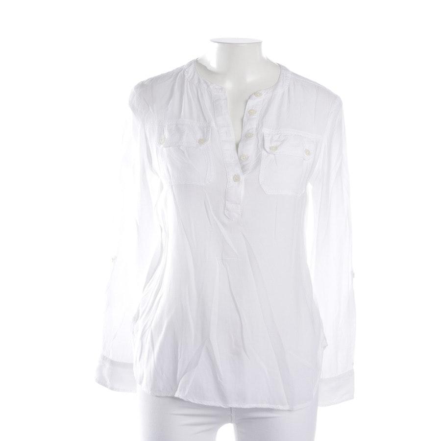 Bluse von Tommy Hilfiger Denim in Weiß Gr. XS