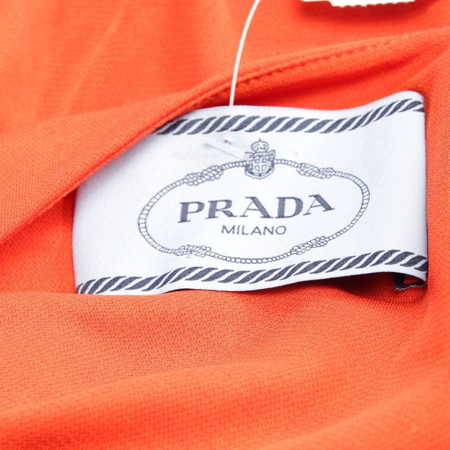 dress from Prada in orange size 34 IT 40