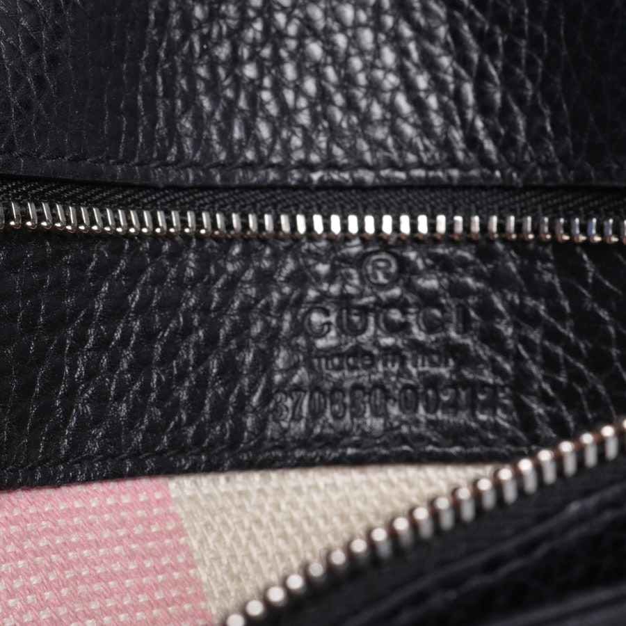 handbag from Gucci in black - bamboo daily top handle