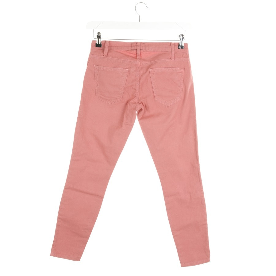 jeans from Current/Elliott in salmon pink size W24