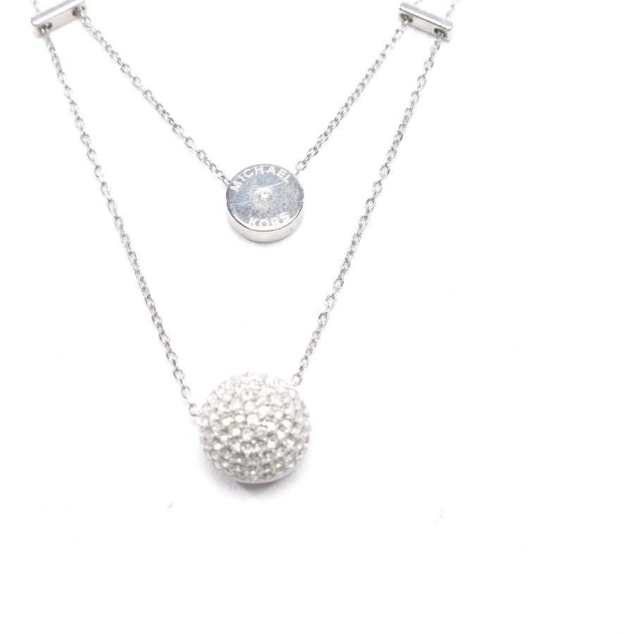 jewellery from Michael Kors in silver