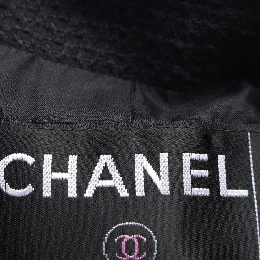 Blazer von Chanel in Schwarz Gr. 36 IT 42