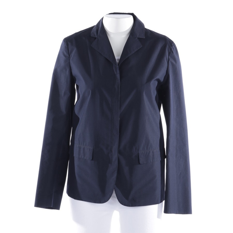 between-seasons jackets from Prada in dark blue size M