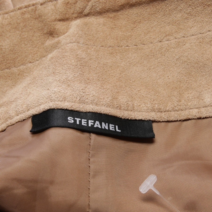 trousers from Stefanel in beige size 36