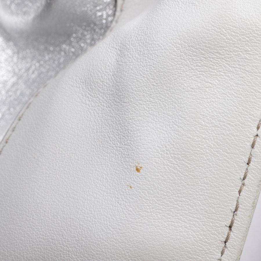 Schultertasche von Gucci in Beige meliert und Grau - Indy Bag - Python