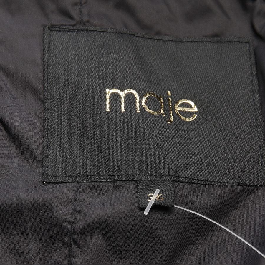 gilet from Maje in black size 34 FR 36