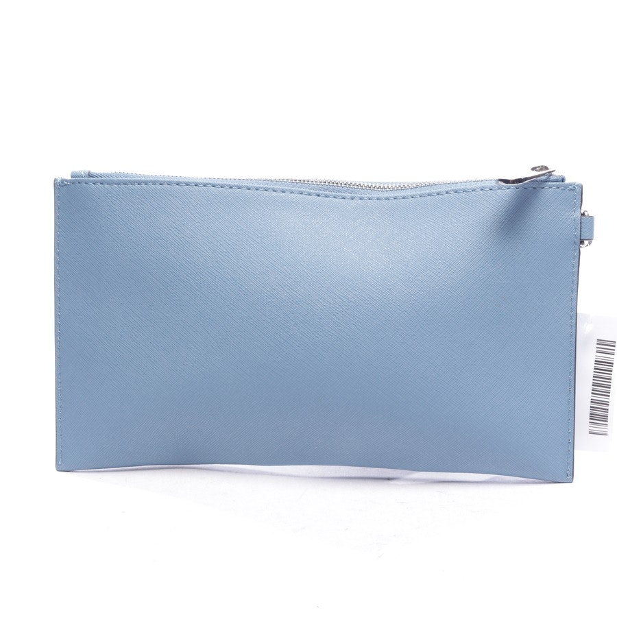 clutches from Michael Kors in pigeon blue
