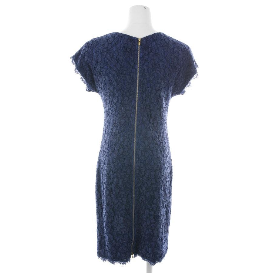 Kleid von Diane von Furstenberg in Blau Gr. 36 US 6 - Wanda