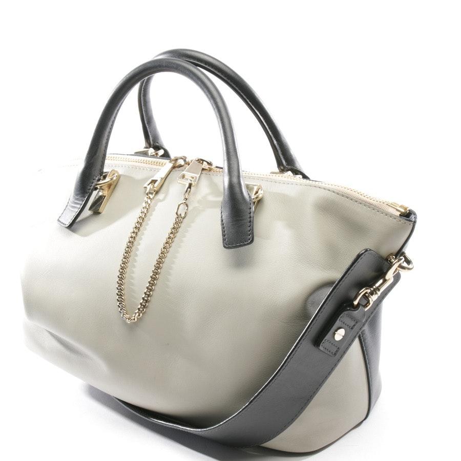 Handtasche von Chloé in Dunkelblau und Grau - Baylee