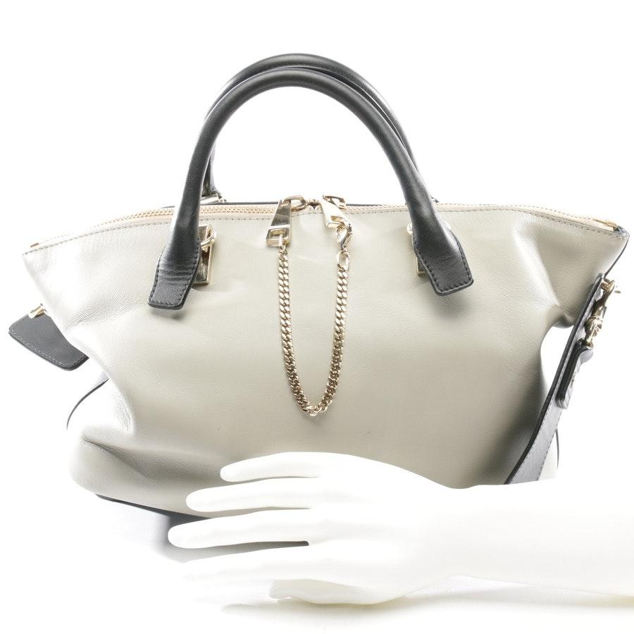 handbag from Chloé in dark blue and grey - baylee