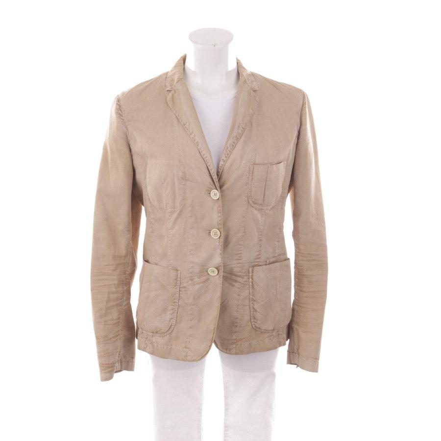 blazer from Prada Linea Rossa in beige-brown size 44 IT 38