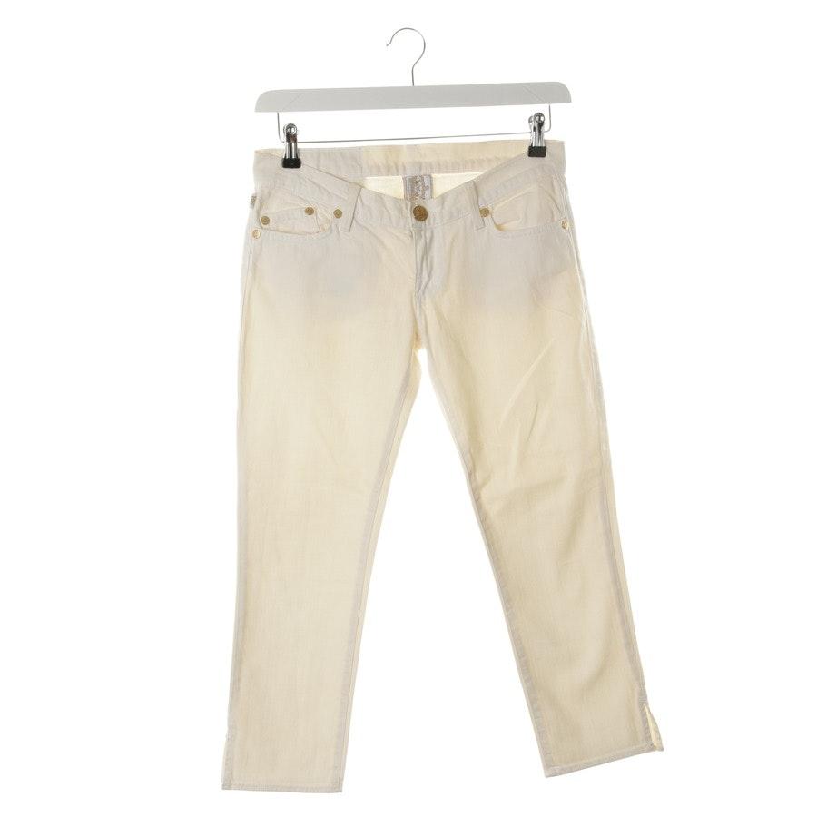 Jeans von Rock & Republic in Weiß Gr. W27