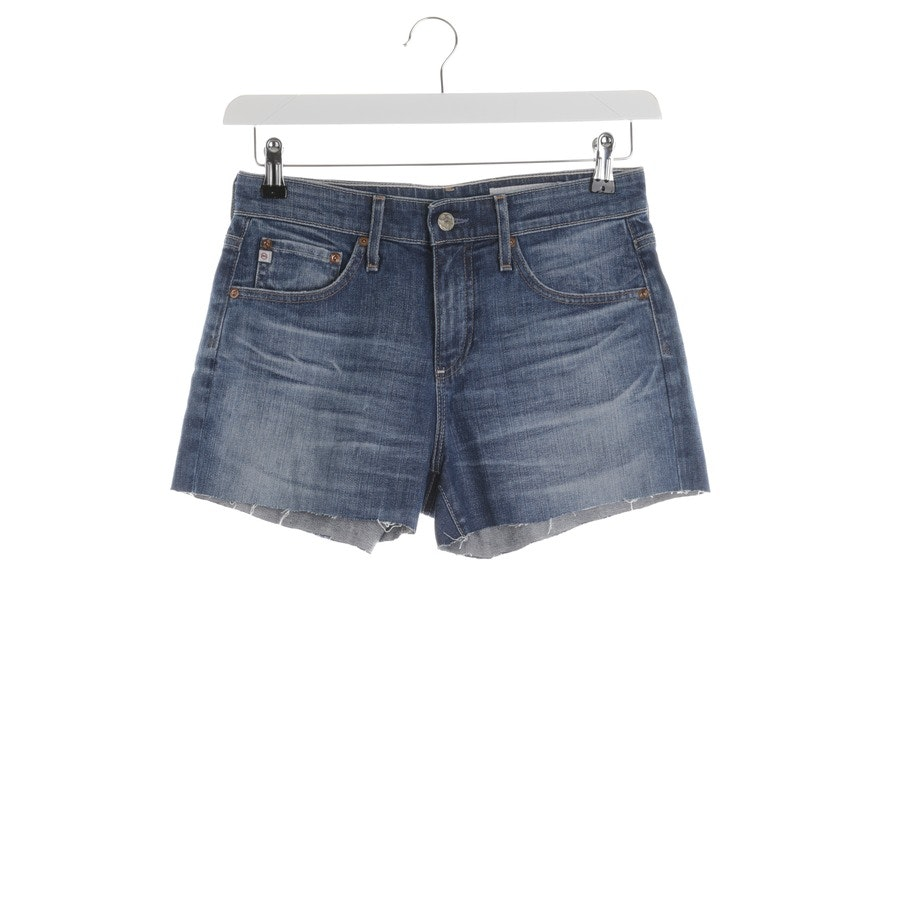 shorts from Adriano Goldschmied in blue size W24 - the hailey cut-off
