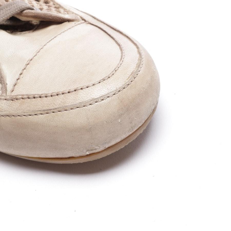 Sneaker von Candice Cooper in Beigebraun Gr. D 40