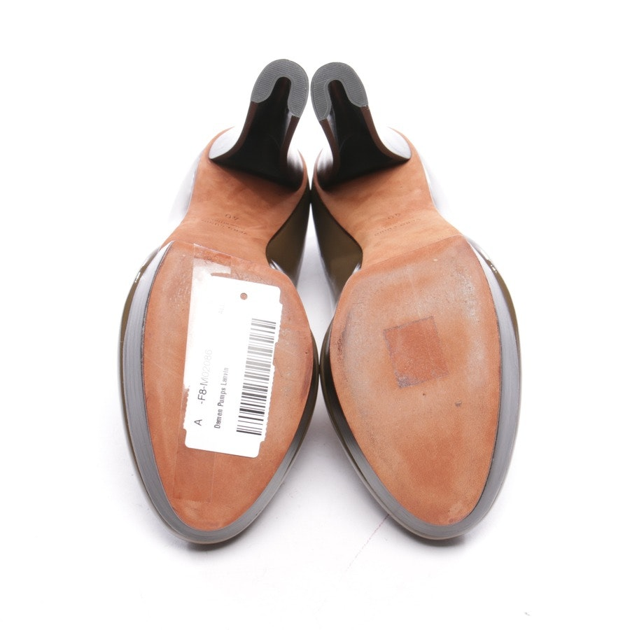 pumps from Lanvin in brown size D 40