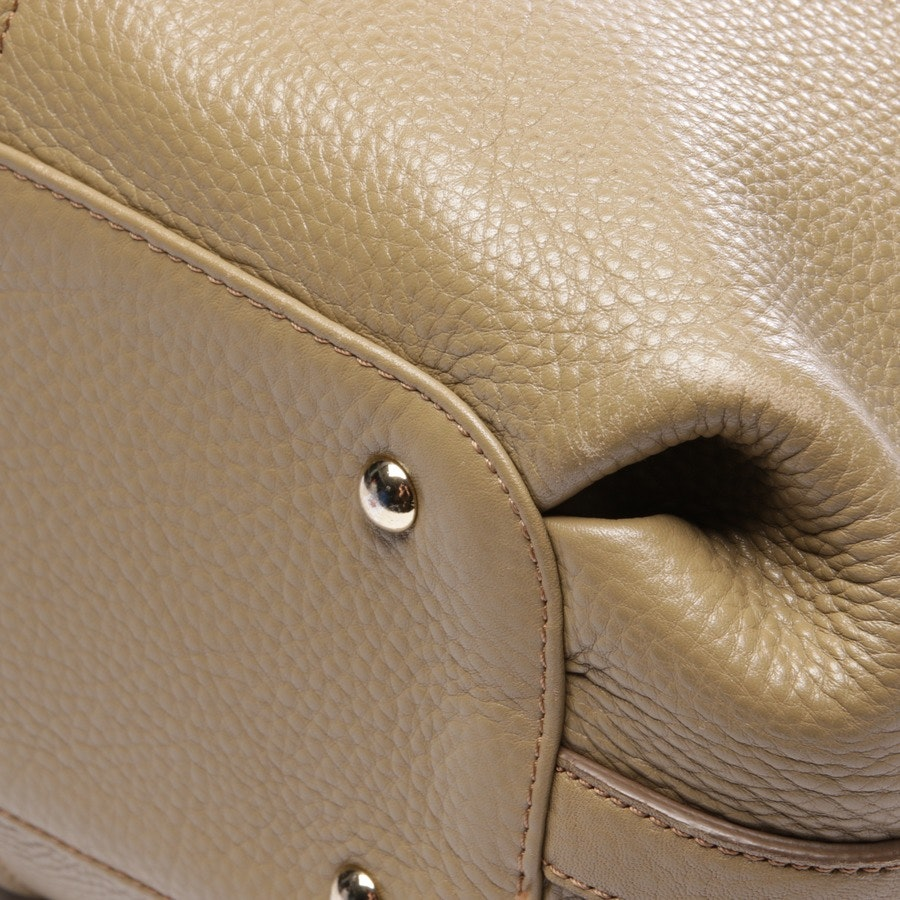 handbag from MCM in beige-brown