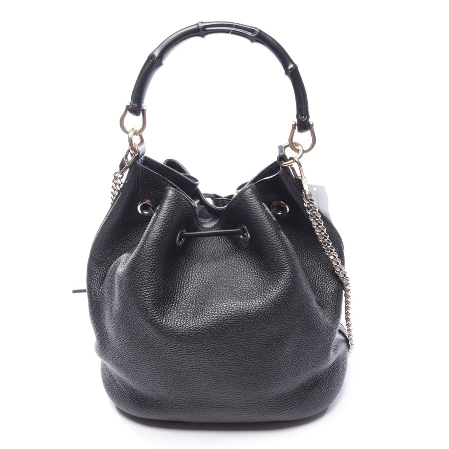 Bucket Bag von Gucci in Schwarz - Miss Bamboo