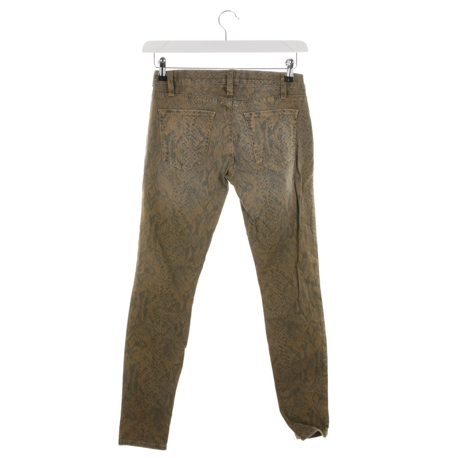 jeans from Current/Elliott in brown and grey size W26