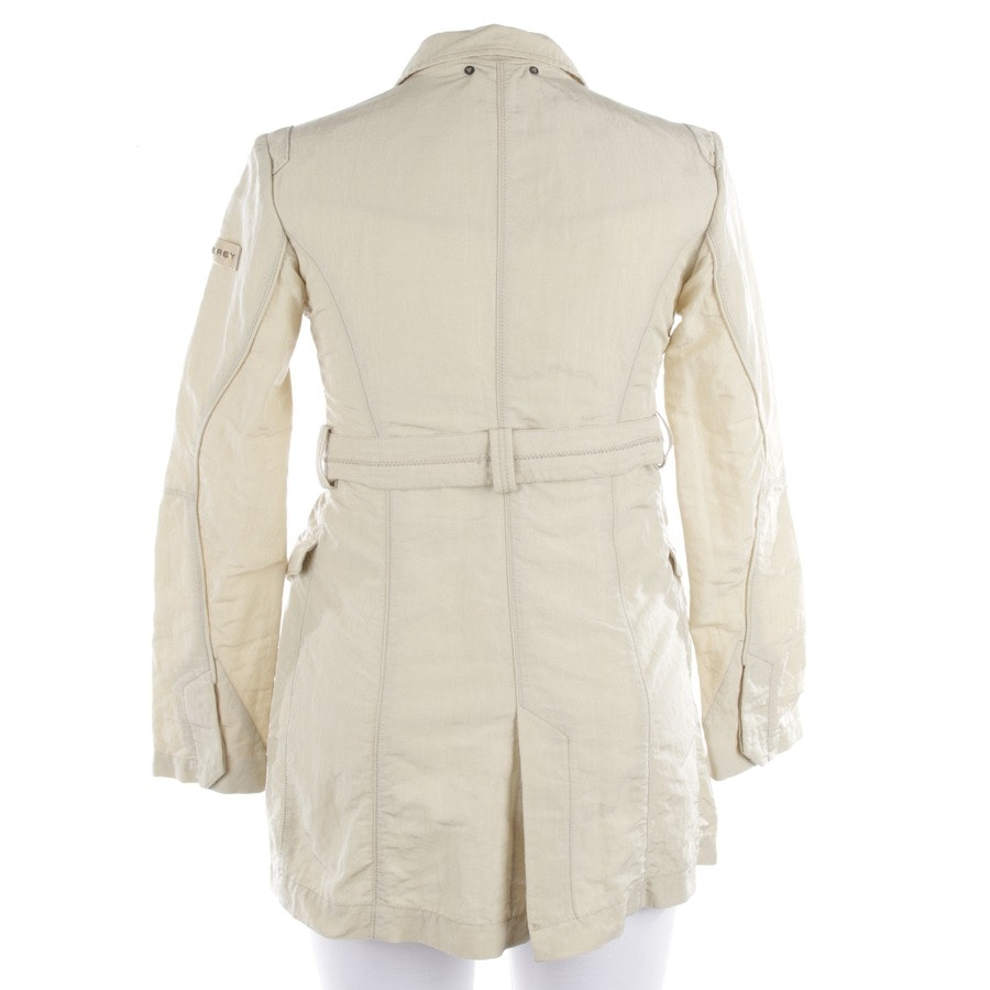 between-seasons jackets from Peuterey in champagne size 40 IT 46
