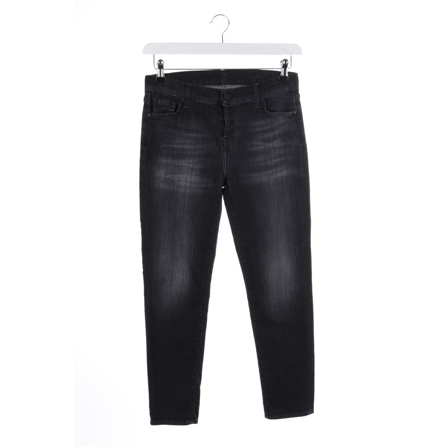 jeans from 7 for all mankind in black size W24