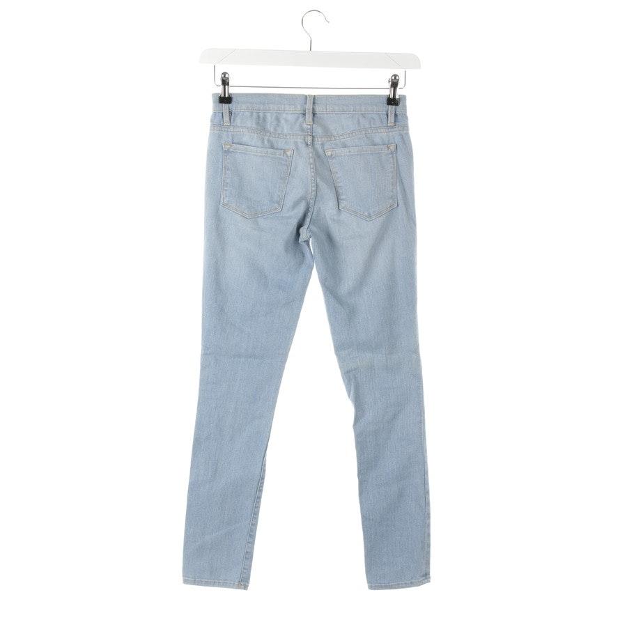 Jeans von Frame in Hellblau Gr. W27 - Le Skinny de Jeanne