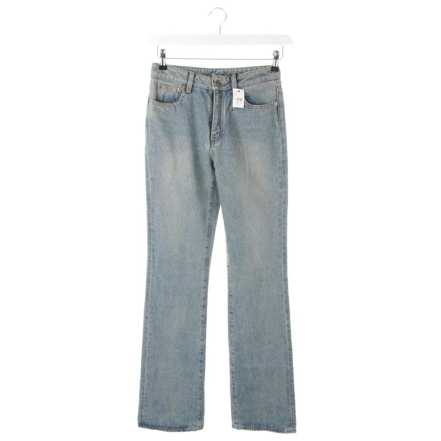 Jeans von Saint Laurent in Blau Gr. W28 - Neu