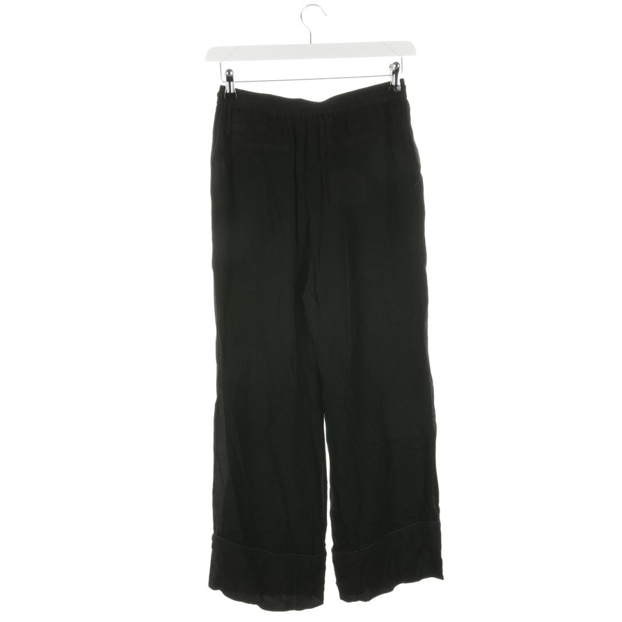 trousers from Swildens in black size 36