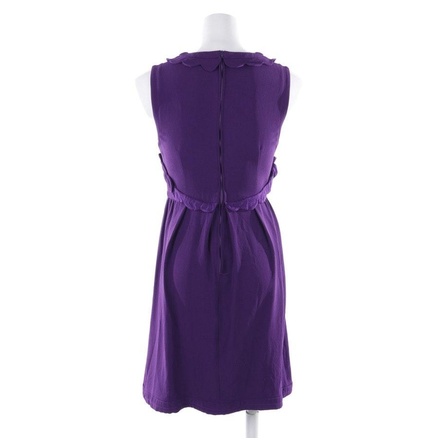 Kleid von Miu Miu in Lila Gr. 38 IT 44