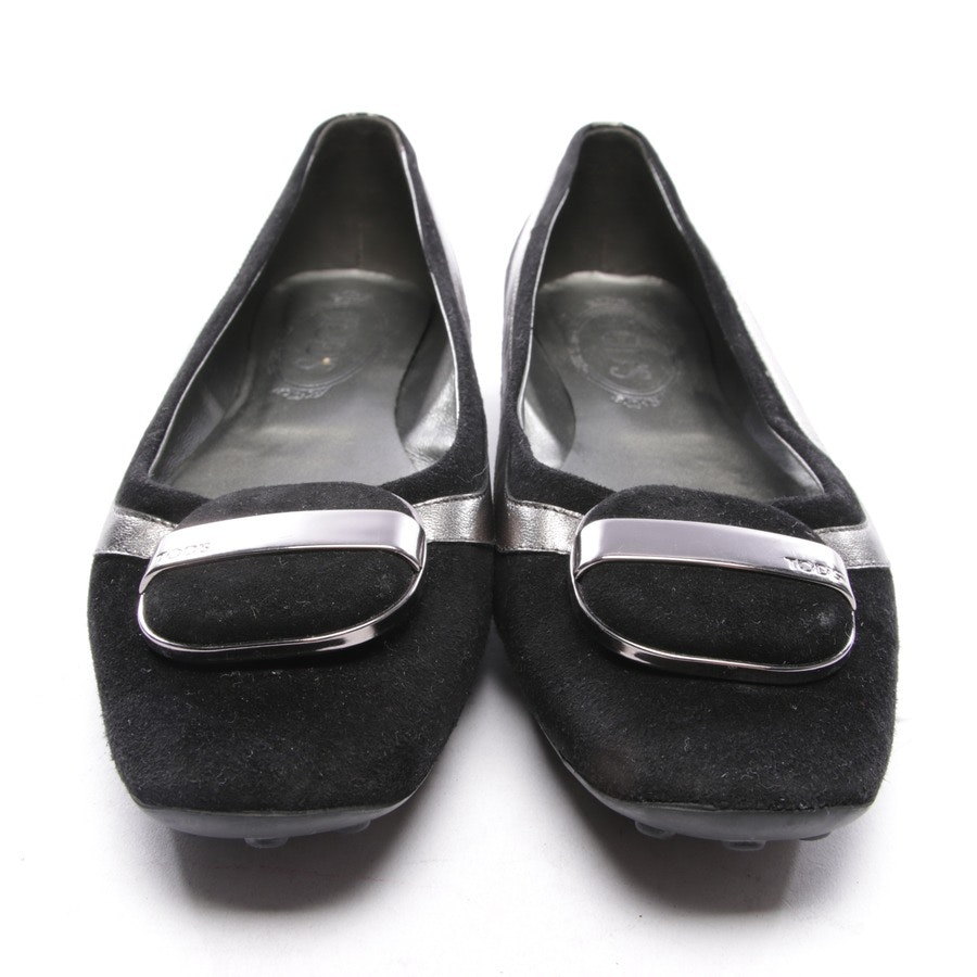 loafers from Tod´s in black and silver size EUR 36