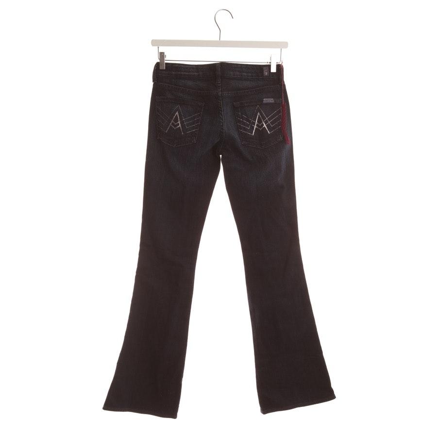 Jeans von 7 for all mankind in Dunkelblau Gr. W26 - NEU