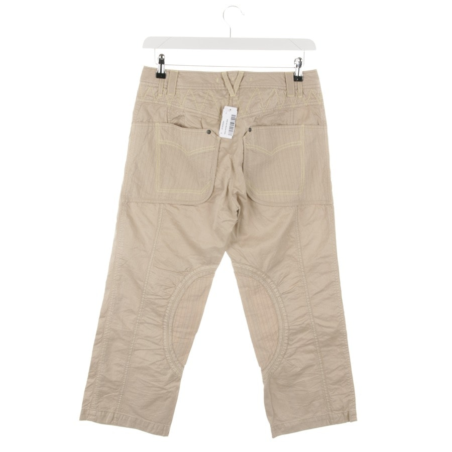 trousers from Marc Cain Sports in beige size 40 N4