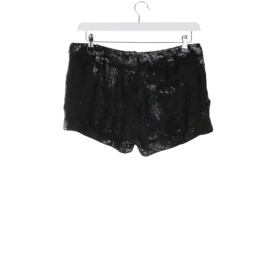 Hot-Pants von Patrizia Pepe in Schwarz Gr. 36