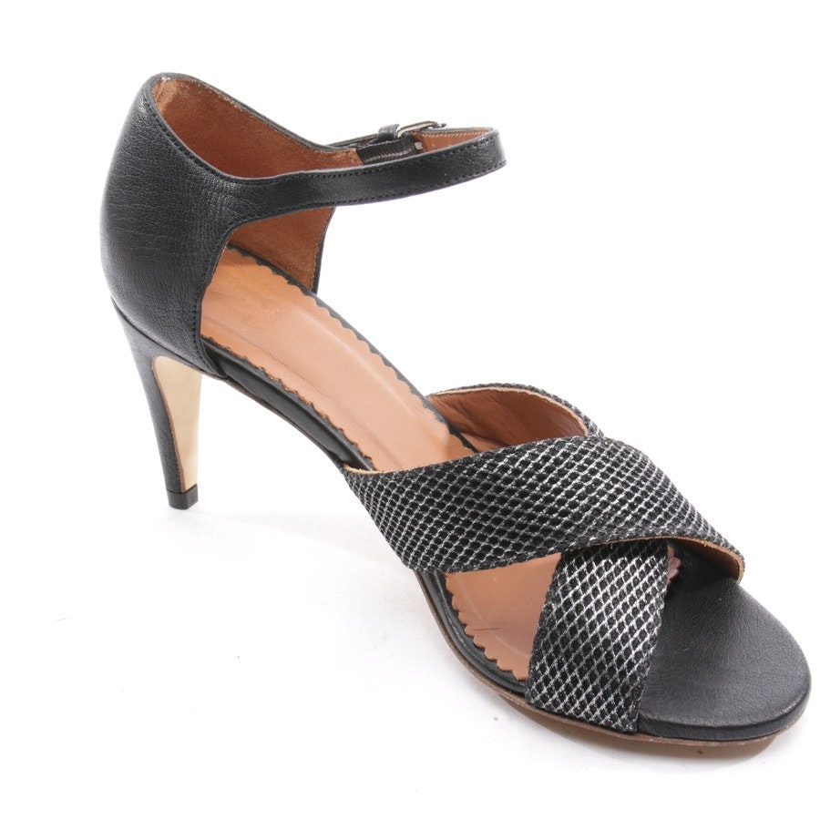 heeled sandals from Missoni M in black size D 38