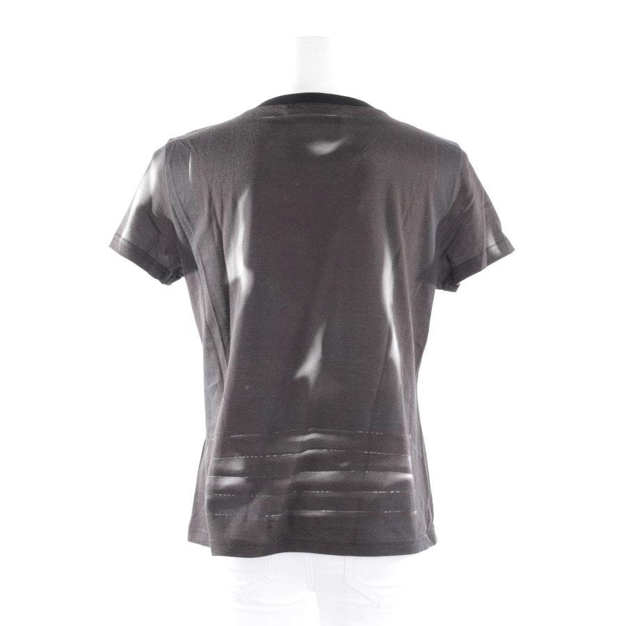 Shirt von Moschino in Dunkelgrau und Gold Gr. S