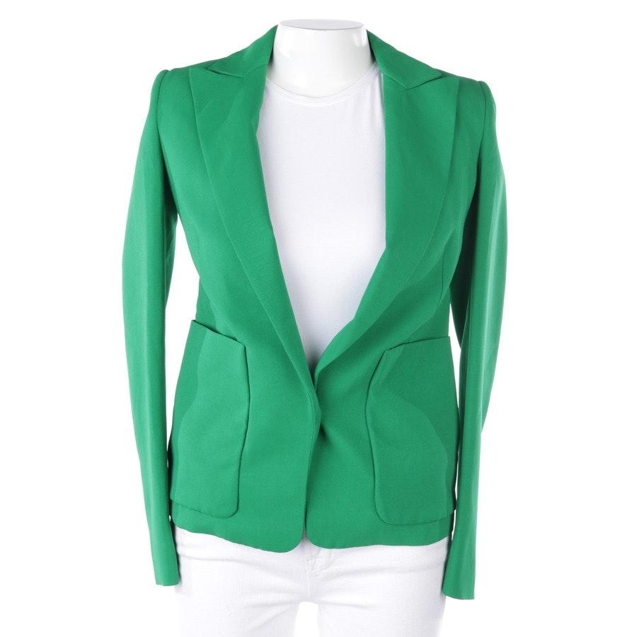 blazer from N°21 in green size 32 IT 38