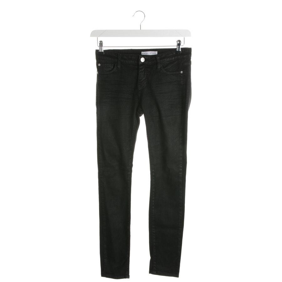 Jeans von Each x Other in Schwarz Gr. W26