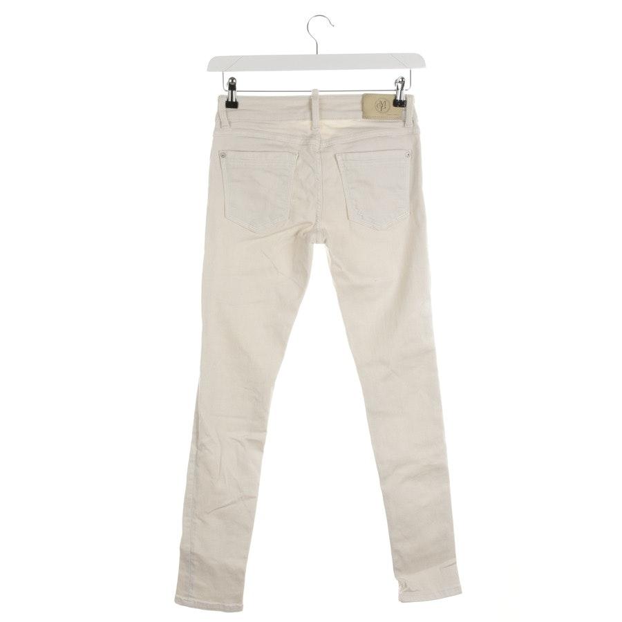 Jeans von Marc O'Polo in Beige Gr. 34