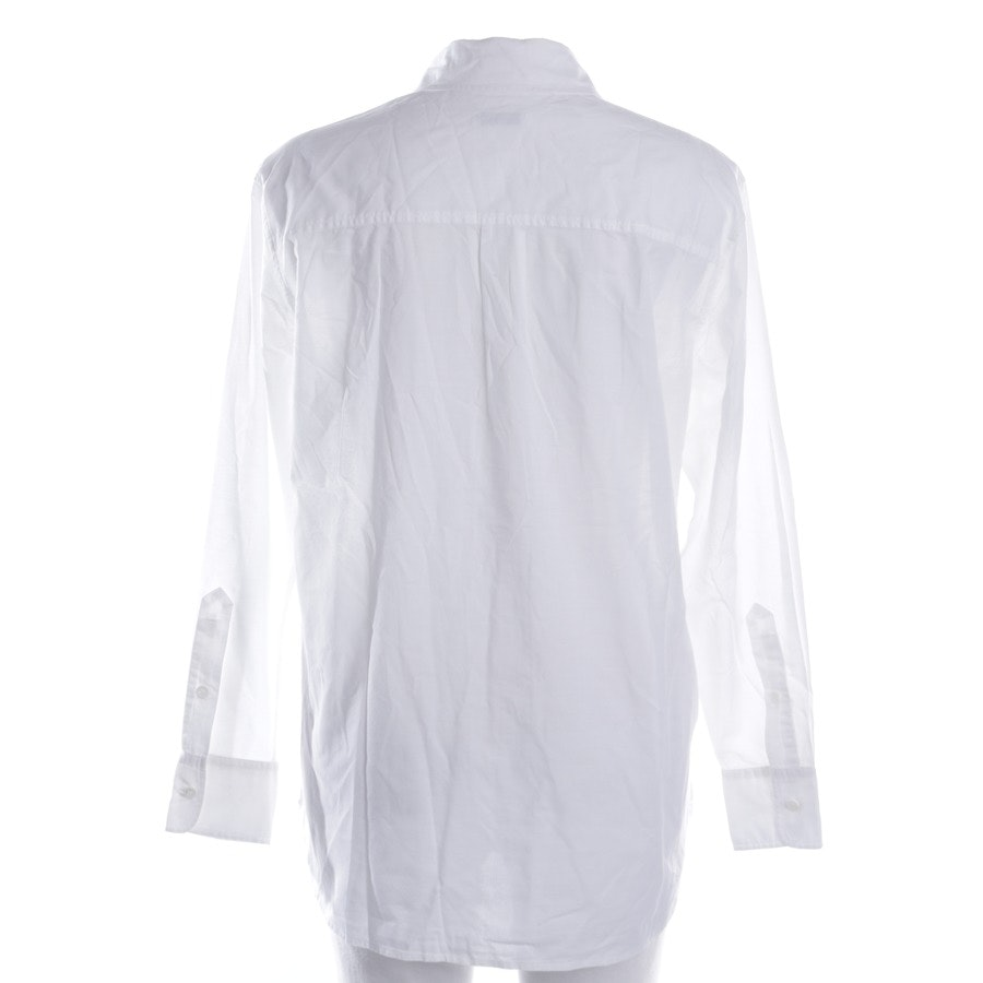Bluse von Equipment in Weiß Gr. S