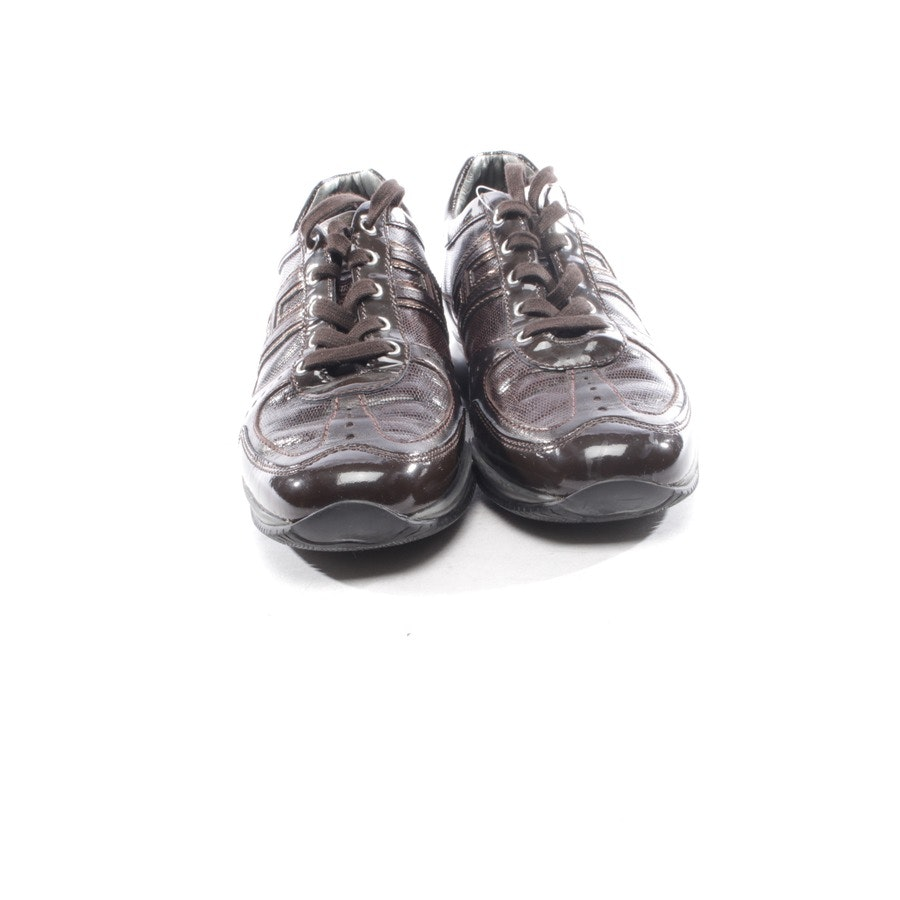 trainers from Hogan in brown size D 37