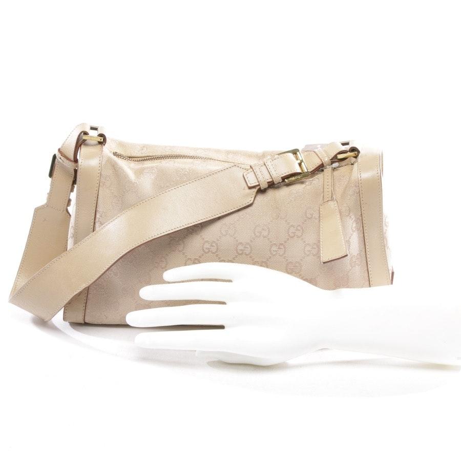 shoulder bag from Gucci in beige