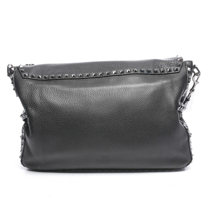shoulder bag from Valentino in black - rockstud
