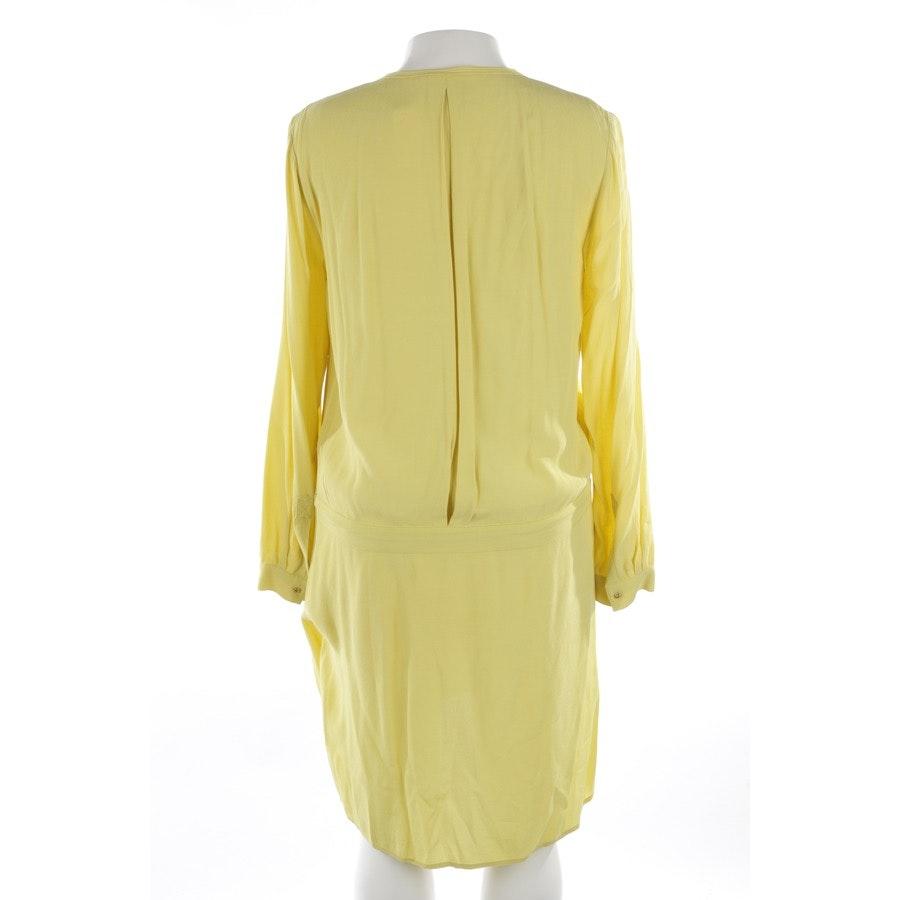 Kleid von Diane von Furstenberg in Gelb Gr. 40 US 10