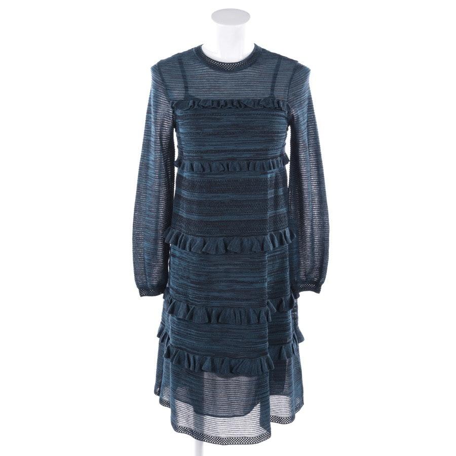 dress from Missoni M in blue mottled size 36 IT 42