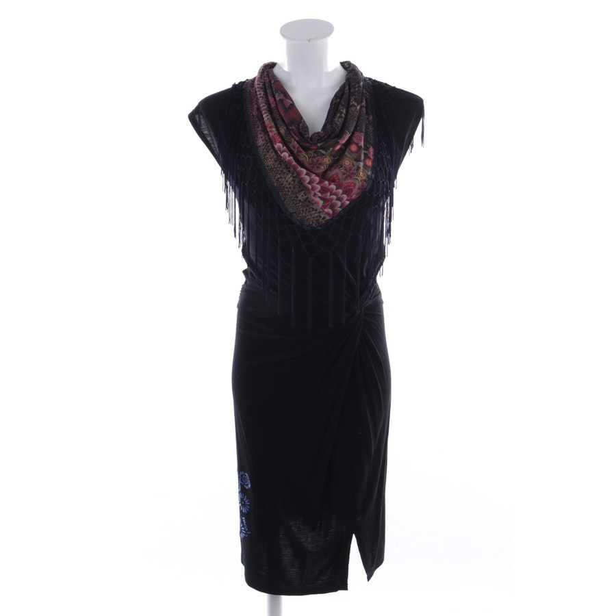 dress from Desigual in black and multicolor size S