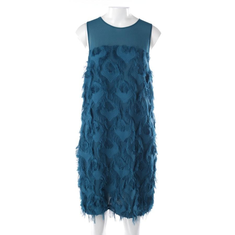 Kleid von Michael Kors in Petrol Gr. 40 US 10 - Neu